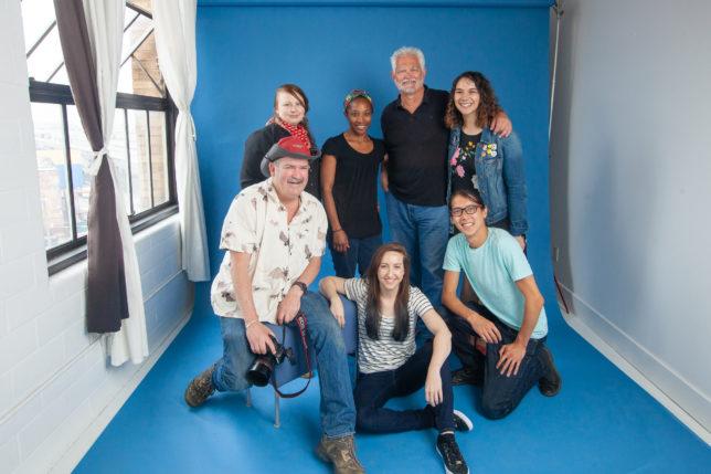 the AACP volunteer photographers